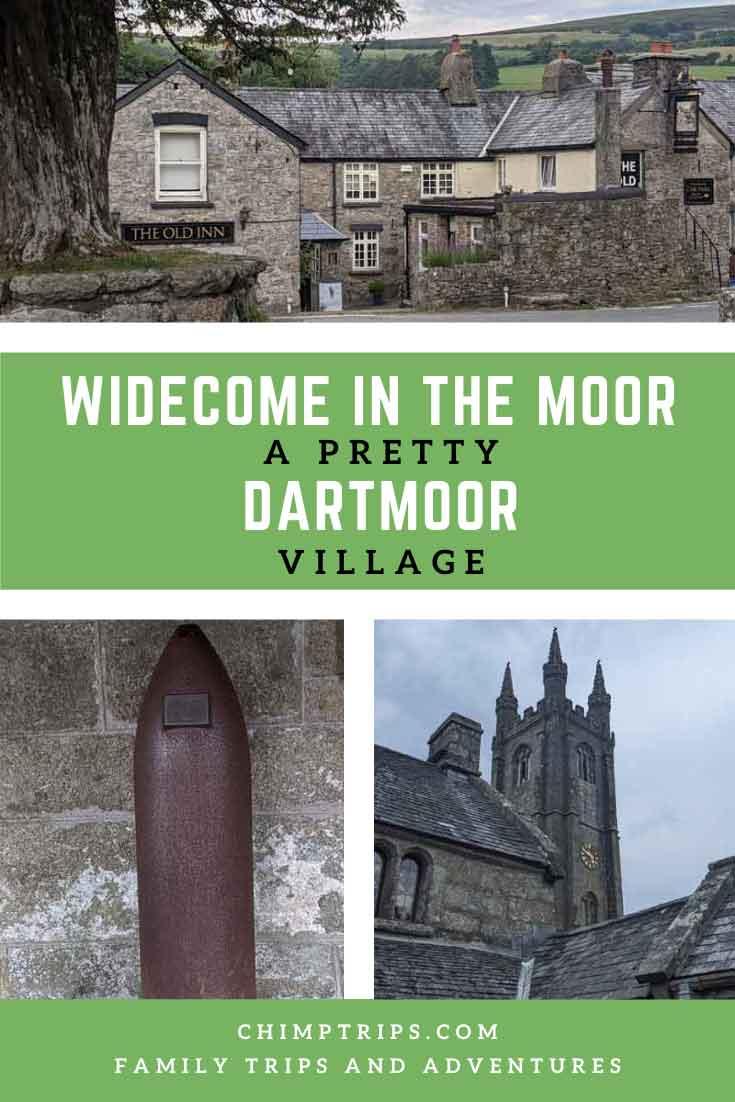 Pinterest: Widecombe in the Moor, a pretty Dartmoor, UK