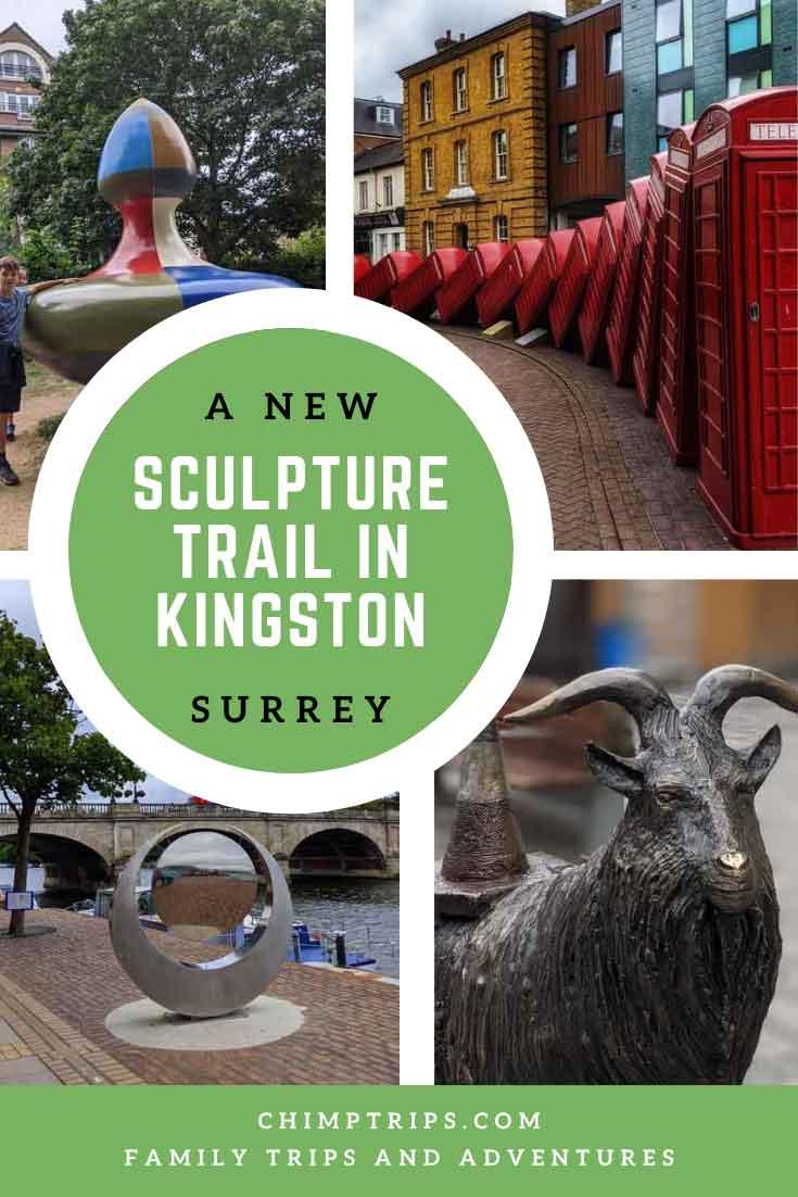 Pinterest: A new sculpture trail in Kingston, UK